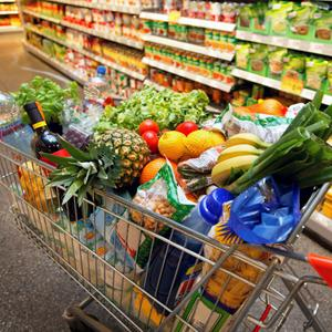 Магазины продуктов Асино