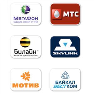 Операторы сотовой связи Асино